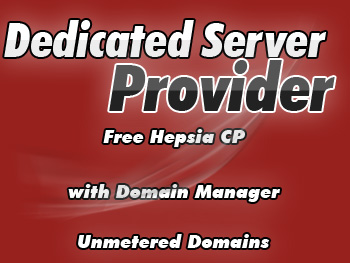 Affordable dedicated server service